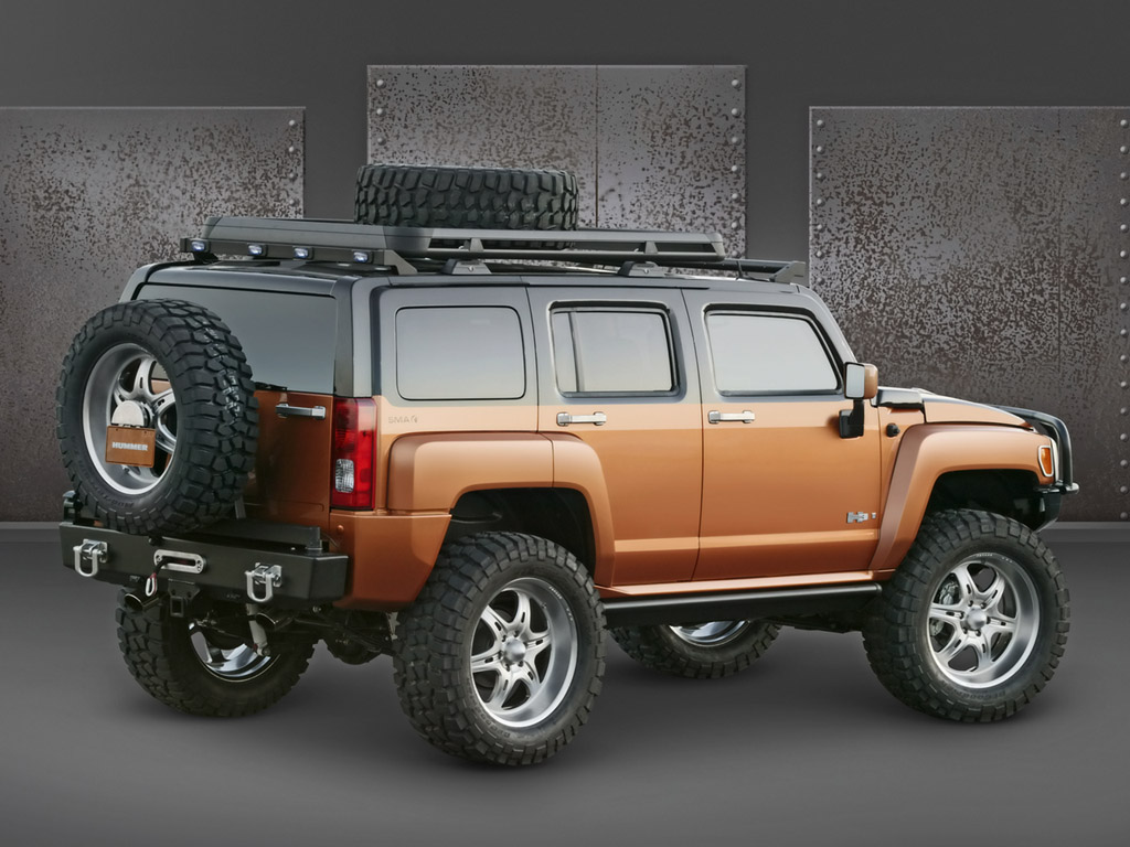 Hummer H3 - The Supercars - Car Reviews, Pictures and ...